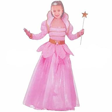 Prinzessin Märchen Cosplay Einteilig/Kleid Mädchen Halloween Karneval Fest/Feiertage Halloween Kostüme Vintage