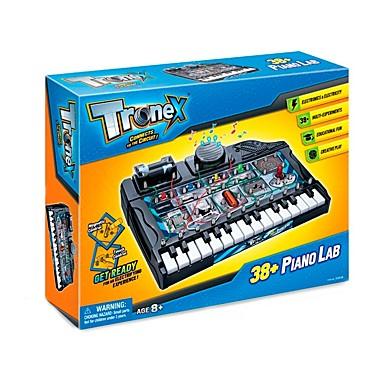 Zongora Fejlesztő játék Zongora DIY ABS Tini Uniszex Fiú Lány Játékok Ajándék