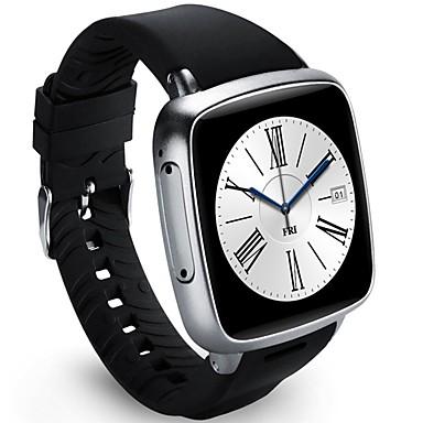 YYZ01PLUS Intelligens Watch Android iOS 3G 2G GPS Sportok Vízálló Szívritmus monitorizálás Érintőképernyő Pulse Tracker Dugók & Töltők Ébresztőóra Kronográf Naptár / Hosszú készenléti idő / 1 GB