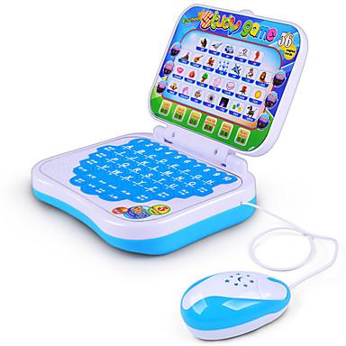 hesapli Oyuncaklar ve Oyunlar-Bilgisayar Laptop Eğitici Oyuncak Smart akıllı İngilizce Çince Genç Erkek / Genç Kız Oyuncaklar Hediye