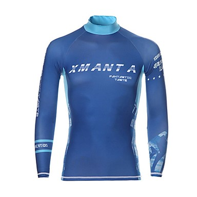 Dive&Sail Men's 1.8mm Elastane Quick Dry Long Sleeve Diving Snorkeling Solid Colored Autumn / Fall Spring / Stretchy