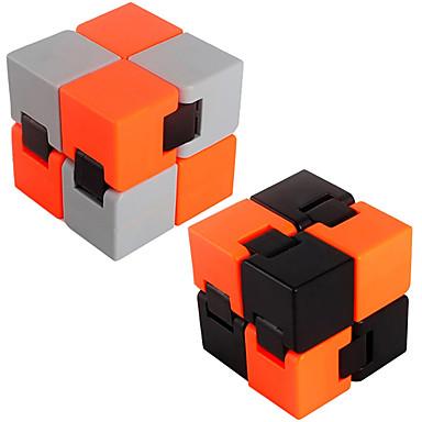 Végtelen kockák Fidget Toys Rubik-kocka Újdonság Műanyag Darabok Gyermek Felnőttek Fiú Lány Játékok Ajándék