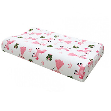 Comfortable-Superior Quality Natural Latex Pillow Headrest Bed Pillow 100% Polyester Latex Stretch