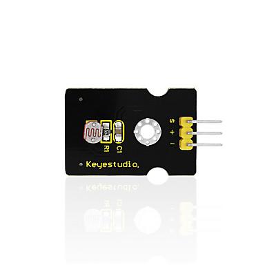 keyestudio fényérzékelő fényfüggő ellenállásérzékelő modul arduino számára