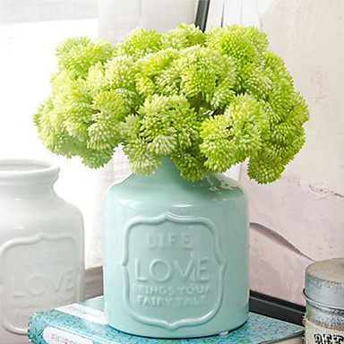 Artificial Flowers 1 Branch Contemporary / Modern / Pastoral Style Plants Tabletop Flower