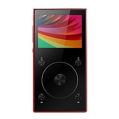 Hi-fiPlayerNem 3,5 mm Jack dugó TF kártya 256GBdigital music playerGomb Érintés