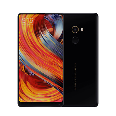 Xiaomi MI MIX2 Global Version 5.6-6.0 inch / 5.99 inch inch 4G Smartphone (6GB + 64GB 12 mp Qualcomm Snapdragon 835 3400 mAh mAh) / Octa Core / FDD(B1 2100MHz) / FDD(B2 1900MHz) / FDD(B3 1800MHz)