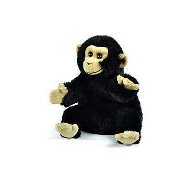 voordelige Marionetten-Vingerpoppetjes Poppen Handpop Dier Schattig Pluche Kinderen Volwassenen Speeltjes Geschenk