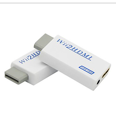 wii konwerter HDMI Adapter HDMI 3.5mm audio wii2 pole wii-link