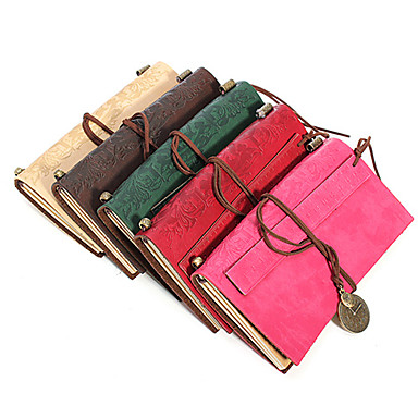 Kreatív notebookok PU Bőr 80 1