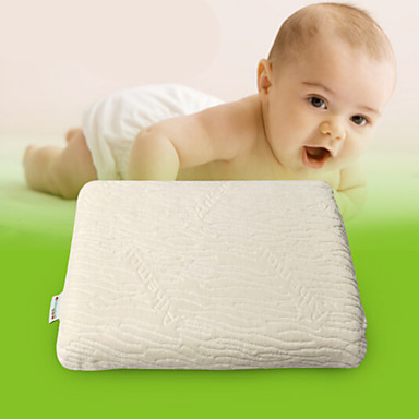 Comfortable-Superior Quality Memory Child Pillow Natural Latex Pillow Bed Pillow 100% Polyester