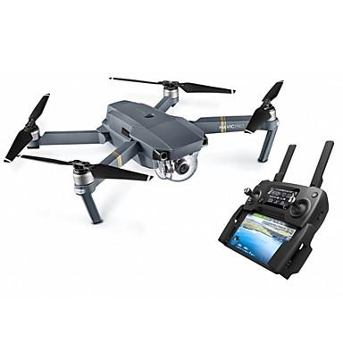 RC Drone DJI Mavic Pro 4-kanaals 3 AS 2.4G Met 4K HD-camera RC quadcopter Terugkeer Via 1 Toets Headless-modus 360 Graden Fip Tijdens
