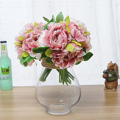 Művirágok 1 Ág Retro Növények Asztali virág