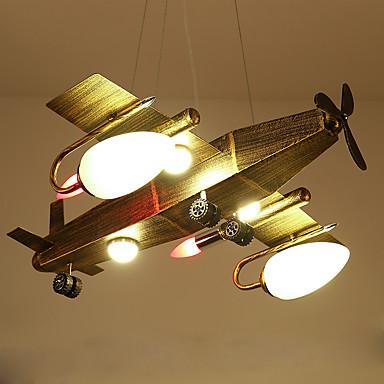 4-Light Pendant Light Ambient Light - Mini Style, Multi-shade, 110-120V / 220-240V, Multi Color, Bulb Included / 5-10㎡