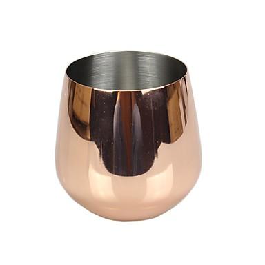 Drinkware Stainless Steel Wine Glass Fashion 1pcs
