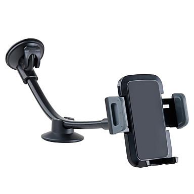 Autó Univerzális Mobiltelefon hegyén-tartóval Első szélvédő Univerzális Mobiltelefon Cupula típus ABS Tartó