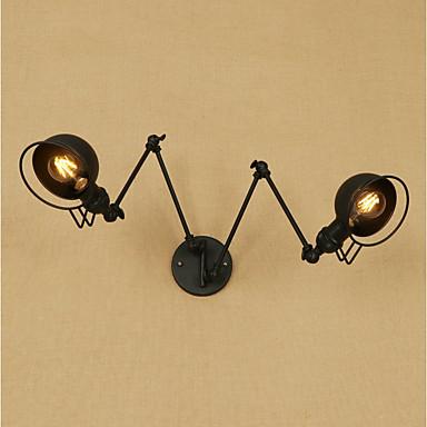 Vintage / Ország / Retro Swing kar fények Fém falikar 110-120 V / 220-240 V 40W
