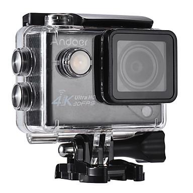 Mini Camcorder High Definition Wifi Vízálló Könnyen hordozható Széles látószög 4K