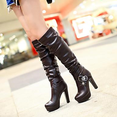 3cb73276f8a cheap Women's Boots-Women's Boots Chunky Heel