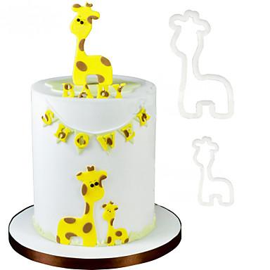 1db Újdonság Mindennapokra Műanyagok Jó minőség süteményformákba
