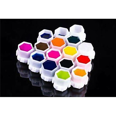 Can By Oneself Likes to Splicing, Like The Jigsaw, The Tattoo Ink Cup 100 / bag