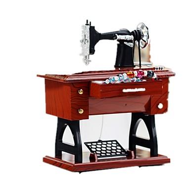 Zenedoboz Modeli i makete Bútor Vintage Retro Retro Gyermek Felnőttek Gyerekek Ajándék Uniszex