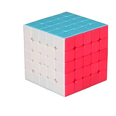 Rubik's Cube 158 5*5*5 Smooth Speed Cube Magic Cube Puzzle Cube Gift Unisex
