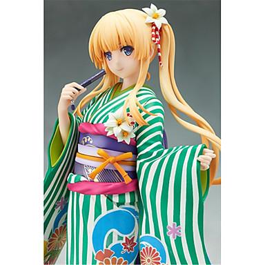 Anime Toimintahahmot Innoittamana Saekano: Kuinka korottaa tylsä tyttöystävä Eriri PVC 20 cm CM Malli lelut Doll Toy Miesten Naisten