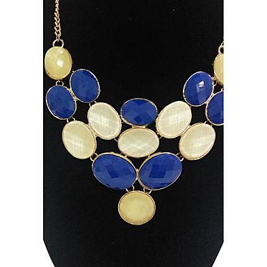 Női Luxus Mások Nyaklánc medálok Nyilatkozat nyakláncok  -  Luxus Divat Arany Nyakláncok Kompatibilitás Napi Hétköznapi