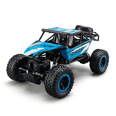 RC Car JJRC Q15 2.4G Buggy (Off-road) / Rock Climbing Car / Off Road Car 1:14 Remote Control / RC / Rechargeable / Electric