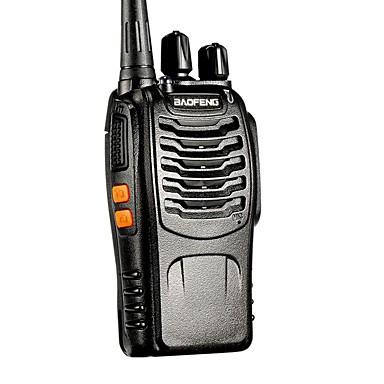 Baofeng bf-888s UHF fm lähetin korkea valaistuksen taskulamppu radiopuhelin