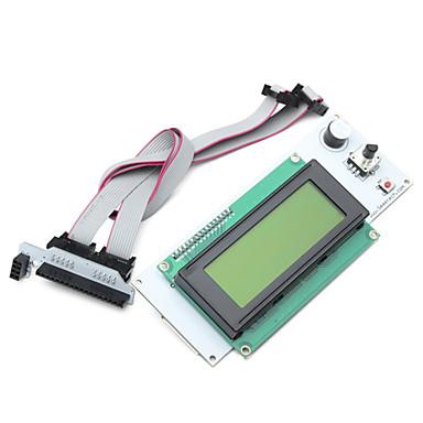 3d yazıcı için geeetech lcd2004 akıllı kontrolör 3