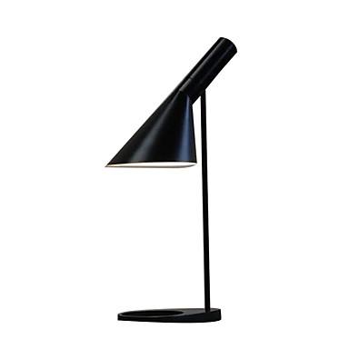 Modern stílus Asztali lámpa Kompatibilitás Fém 110-120 V 220-240 V Fehér Fekete