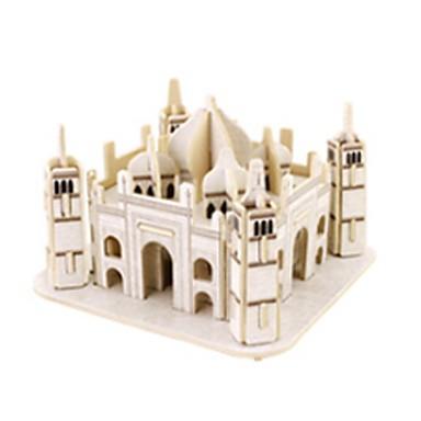 voordelige 3D-puzzels-3D-puzzels Modelbouwsets Architectuur Beroemd gebouw Puinen 1 pcs Kinderen Speeltjes Geschenk