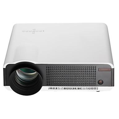 HTP LED86 LCD Προτζέκτορας Home Theater LED Προτζέκτορας 2800lm Android 4.4 Υποστήριξη 1080P (1920x1080) 60''-120'' Οθόνη / WXGA (1280x800) / ±15°