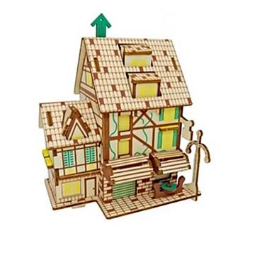 Juguetes De 3d Casa Animal Puzzle Construcción Casas Puzzles NkXnwO80P