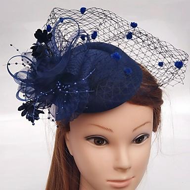 Net Fascinators Hats Birdcage Veils 1 Wedding Special Occasion Headpiece