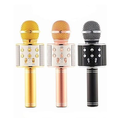 Wired Bluetooth Microphone Other Condenser Microphone Handheld Microphone For Karaoke Microphone