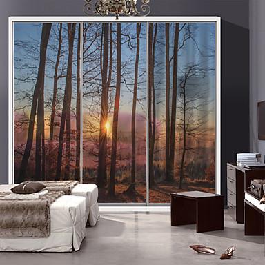 Pellicola per finestre e adesivi decorazione scenario artistico pvc vinile adesivo per - Adesivi natalizi per finestre ...