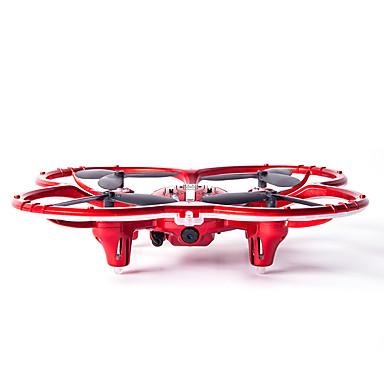 RC Dron YH - 13HW 4 kanałowy 2,4G Z kamerą HD 720P Zdalnie sterowany quadrocopter Do przodu do tyłu Wysokość trzymania Lampy LED Tryb