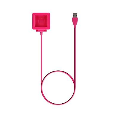 Ładowarka bezprzewodowa Ładowarka USB Univerzál Zestaw do ładowania Nieobsługiwany 1 A / 0.5 A DC 5V na Fitbit Blaze