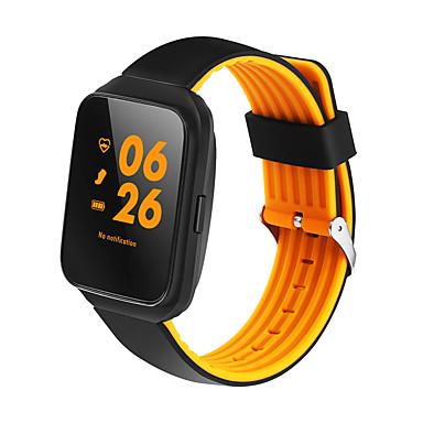 Inteligentny zegarek Android 4.0 iOS Smart Relaxed Fit Przenośny/a Krokomierze Rejestr ćwiczeń Śledzenie odległości Łatwe ubieranie