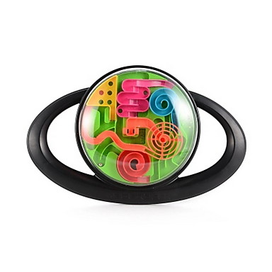 Piłka z labiryntem Zabawki Zabawki biurkowe Stres i niepokój Relief Kula 1pcs Sztuk Prezent