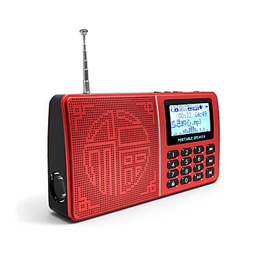 NOGO A950 Z czytnikiem kart (s) Głośniki Night Vision LED Latarka Wielofunkcyjne Nie Micro USB 3,5 mm AUX gniazdo kart TF Głośnik półkowy