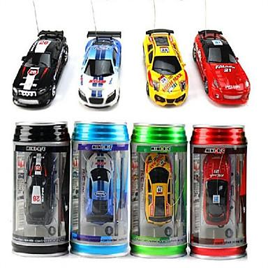 Zabawki zdalnie sterowane Samochód wyścigowy Pilot zdalnego sterowania Zdalnie sterowana Elektryczny Dla dzieci Dla chłopców Zabawki Prezent 1 pcs