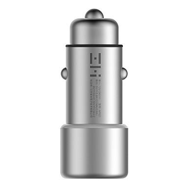 xiaomi zmi podwójna ładowarka samochodowa USB szybkie ładowanie 3.0 / na tablety / telefony komórkowe / macbook