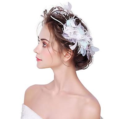 Sztuczna pióro Kwiaty 1szt Ślub Specjalne okazje Winieta