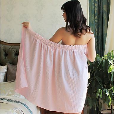 Świeży styl Ręcznik kąpielowy, Prążki Najwyższa jakość Czysta bawełna Ręcznik Ręcznik