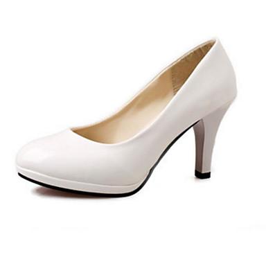 Confort 06354684 Beige Verano Negro Zapatos Mujer Rojo Tacones PU aqx6zwz