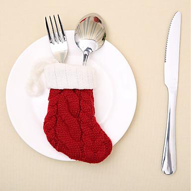 2szt Święta Bożego Narodzenia Ozdoby świąteczne, Dekoracje świąteczne 0.15